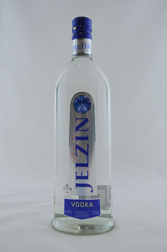 Boris Jelzin Vodka_