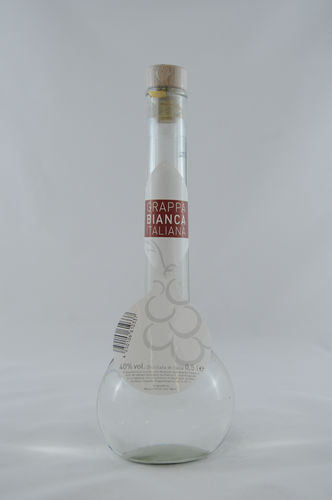 Grappa Bianca Italiana_