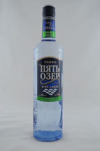 Five Lakes Siberian Vodka Special_