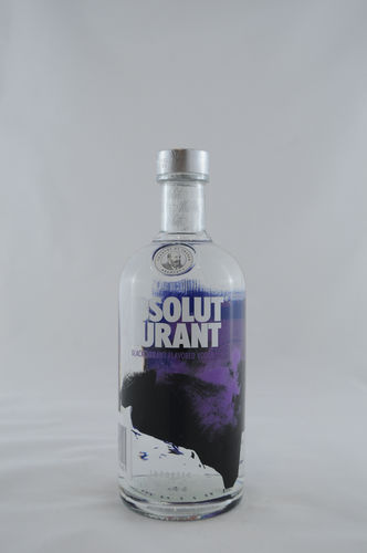 Absolut Kurant Vodka_