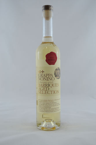 Nonino Grappa Barriques Aged Selection_