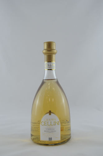 Cellini Grappa Oro_