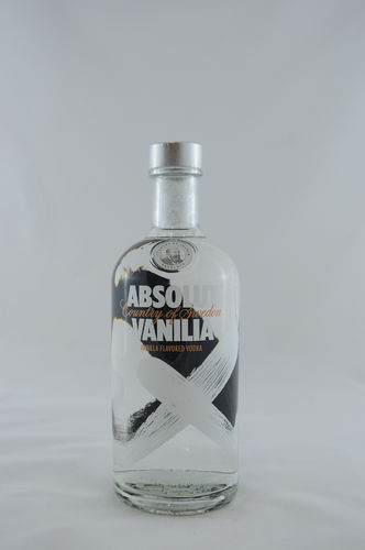 Absolut Vanilia Vodka_